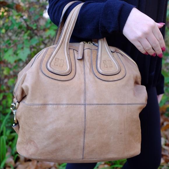 Givenchy Handbags - Givenchy Nightingale Medium Satchel Lambskin 570363ec378e1